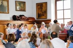 Mit Herzblut dabei: Kirchenchor Cäcilia Nickenich